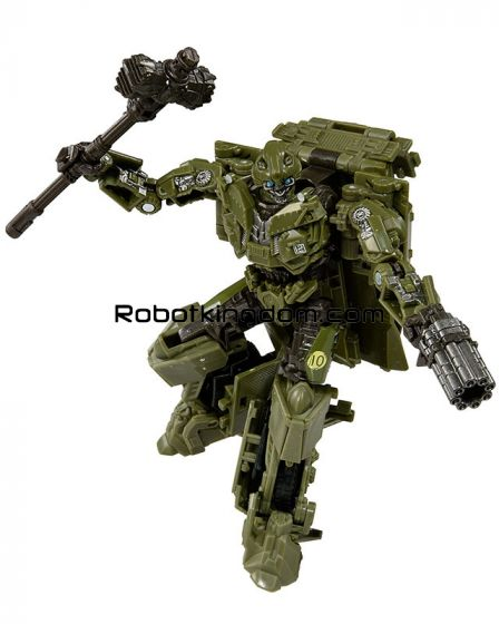 Takara Transformers Studio Series SS-19 WWII Bumblebee. Available Now!