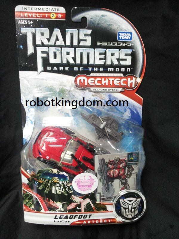 Transformers TOY TF Dream Studio GOD-03 Leadfoot Movie III DOTM  KIDS TOY GIFT