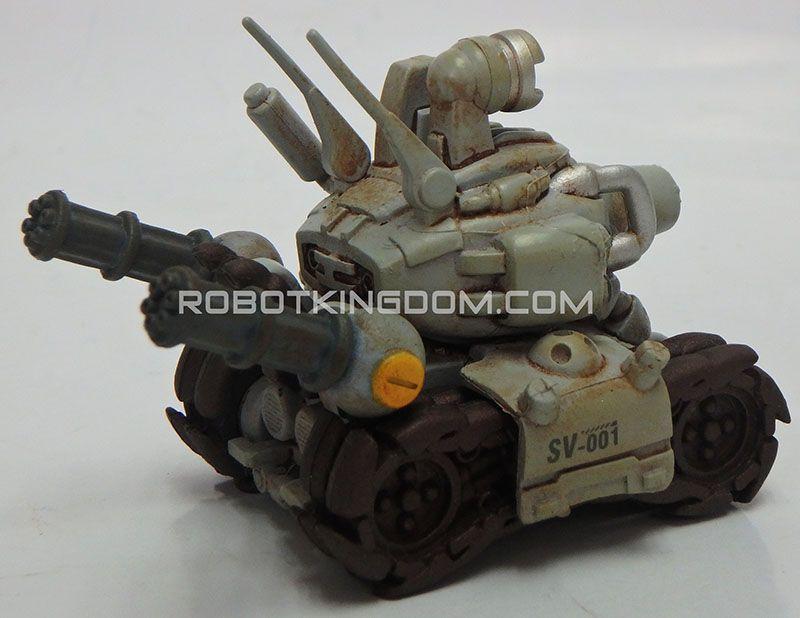 Metal Bullet SDMB-01 Master Made TOY Overland Battleship Single Maneuvering Tank