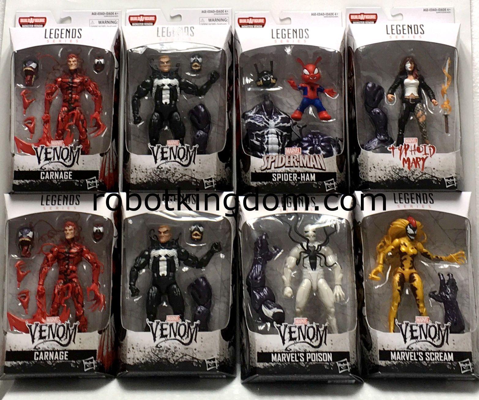 NUOVO Marvel Ultimate Spider-Man SINISTRE 6 TITAN HERO Spider-Man con figura Gear