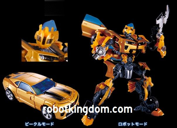 Movie Advanced AD-08 Battle Blade Bumblebee. Available Now!