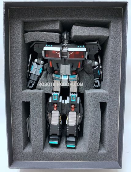 Generation Toy - GT-03 (Black). Available Now!