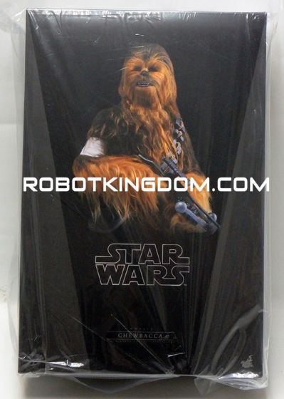 Hot Toys MMS375 Star Wars The Force Awakens Chewbacca. Available Now!