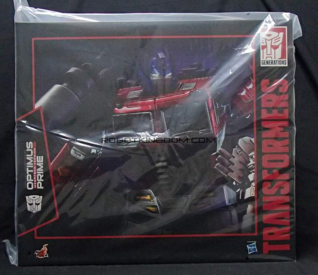 Hottoys Asia Exclusive Transformers TF002 Optimus Prime Megatron Version. Available Now!