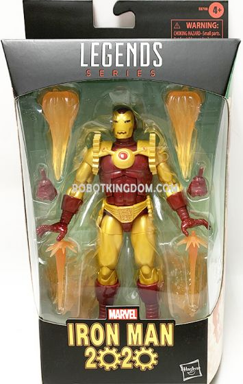Marvel Legends Ironman 2020. Available Now!