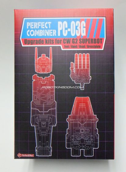 Perfect Effect PC-03G Upgrade kits for CW G2 Superion. Available Now!