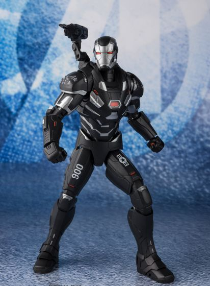 Tamashii Exclusive S.H. Figuarts Avengers Endgame Warmachine Mark 6. Available Now!
